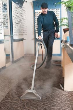 Commercial carpet cleaning in Boston MA by Breezie Cleaning and Janitorial Services
