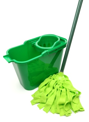 Green cleaning by Breezie Cleaning and Janitorial Services